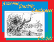 Awesome Graphite Landscapes, E.J. Gold