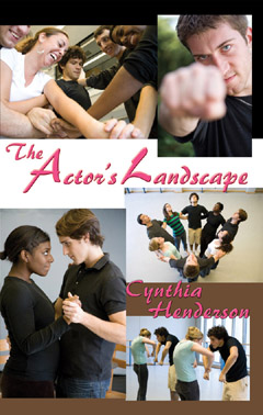 Actor's Landscape, Cynthia Henderson