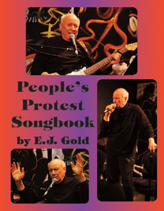 People's Protest Songs, E.J. Gold