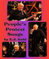 People's Protest Songs, by E.J. Gold